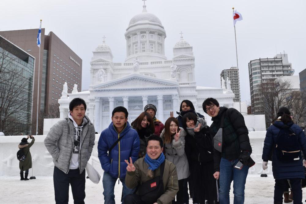 2018年度社員間交流研修旅行を実施しました。